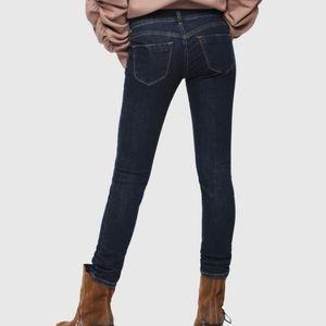 Diesel Livier SS Legging Jeans